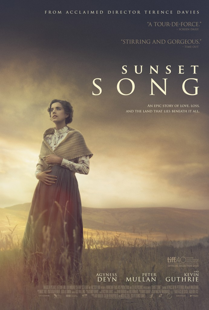 Sunset Song Final Artwork